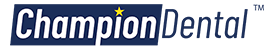 CHAMPION Dental Family Dentist Logo