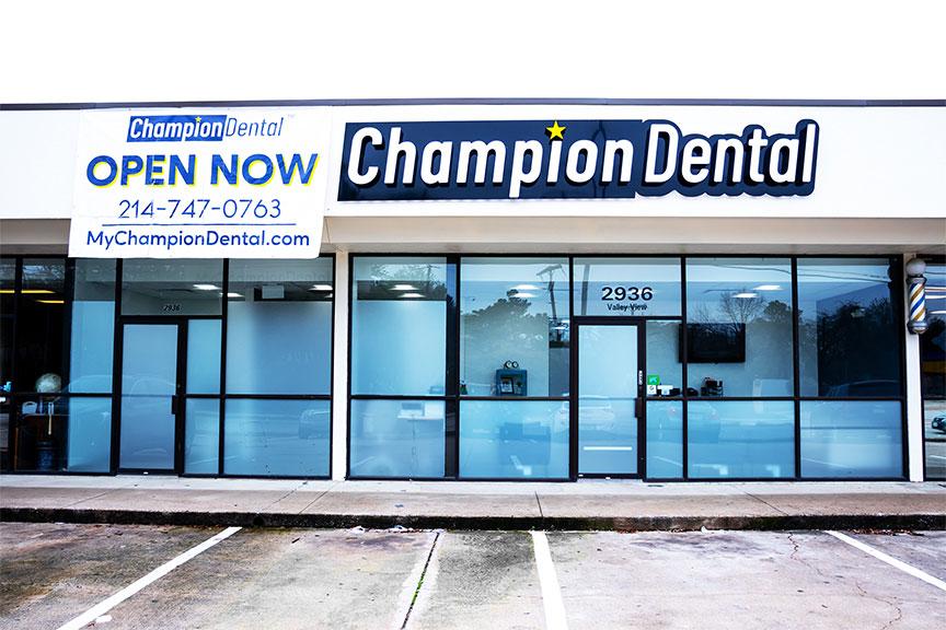 Farmers Branch Dentist Champion Dental